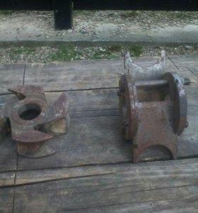 Фрезы для изготовление черенков от лопат