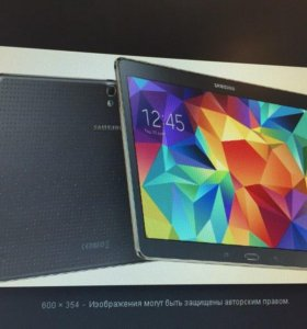Samsung galaxy tab s sm-t805