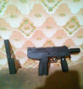 Пистолет-пулимет