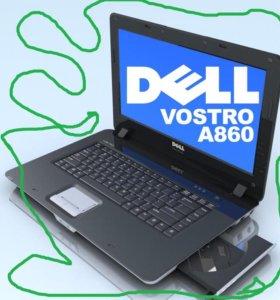 Ноутбук для офиса/учёбы/игр 2 ядра 2 гига