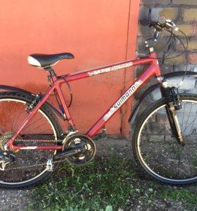 Велосипед Shimano