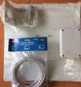 Антенна для интернета 3G-4G с модемом Huawei 3370Н