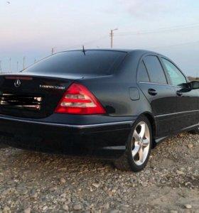 Mercedes-Benz C-Класс, 2004