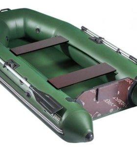 Лодка Аква 2800 Моторногребная ПВХ