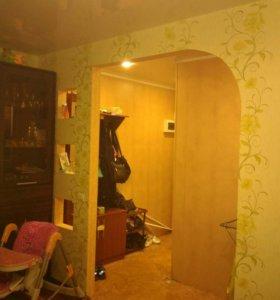 Квартира, 2 комнаты, 43.6 м²
