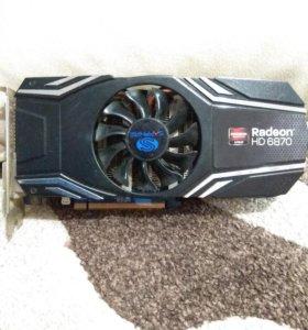 Radeon hd 6870 1gb