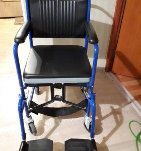 кресло-стул с санитарным оснащением ortonica