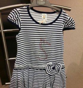 НОВОЕ Платье для девочки