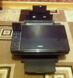 EPSON TX 410 МФУ (принтер, сканер, копир)