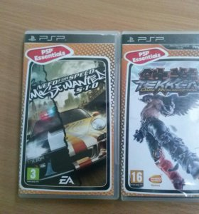 Игры на PSP Portable