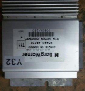 Блок управления раздаточной коробкой Kia Sorento