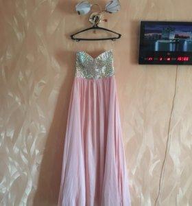 Платье выпускное Турция