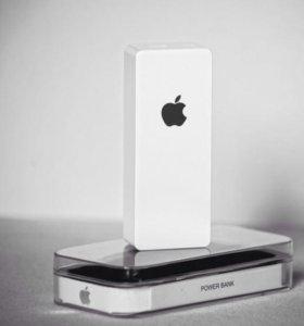 Внешний аккумулятор Apple Power Bank 6000 mAh нов