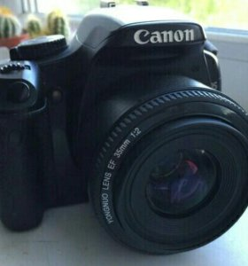 Canon 450D+35mm f/2