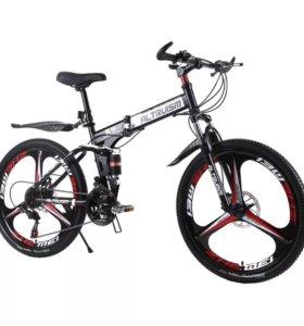 Подростковый велосипед. 150-200см.