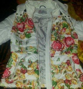 Куртка весна -осень. Новая.