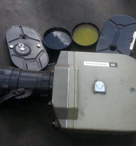 Видеокамера Полуавтомат 16