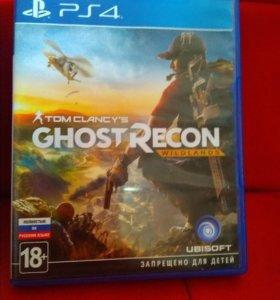 Игра для ps4 Ghost Recon