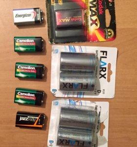 Батарея Батарейка Батарейки НОВЫЕ