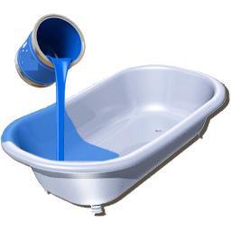 Реставрация ванны (заливка жидким акрилом)