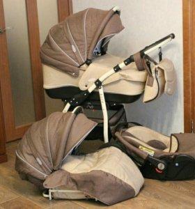 Детская коляска Verdi Zipy 2 в 1