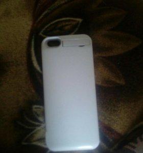 Внешний аккумулятор для айфон 5s