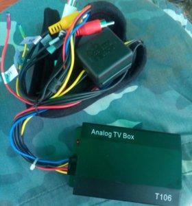 Analog TV Box T106