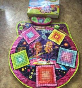 Детский музыкальный коврик, торг
