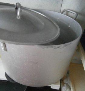 бак аллюм. 35 литр, половники, молоточки отб.