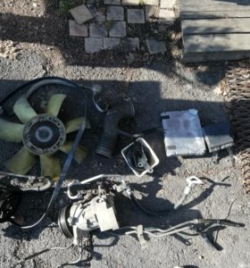 Двигатель 1JZ-FSE навесное