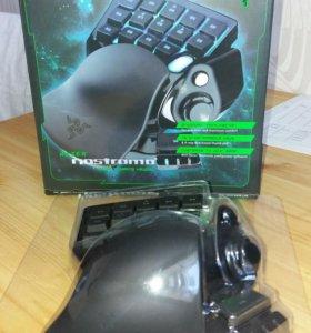 Игровая клавиатура Razer Nostromo