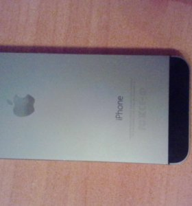 iPhone 5s 16 gb с чеком