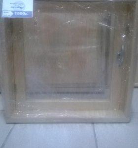 Окна для бань и саун (осина)