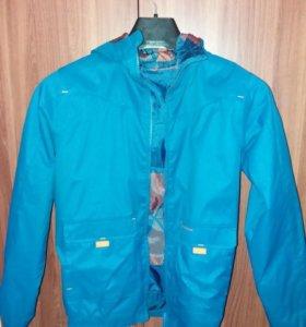 куртка для мальчика на 13-14лет ( рост 160)