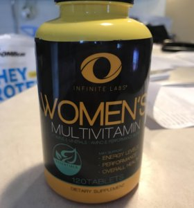 Продам американские витамины women's multivitamin