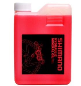 Оригинальное shimano mineral oil