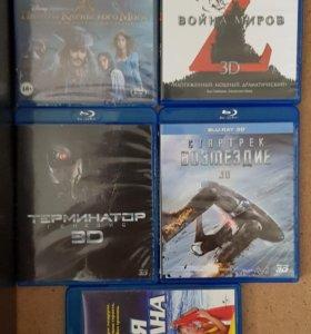 Диски фильмы Blu ray