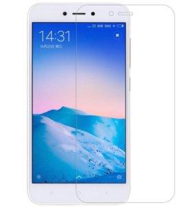 2 защитных стекла на Xiaomi Redmi 5a