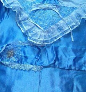 Конверт(одеяло) Атласный зимний для мальчиков