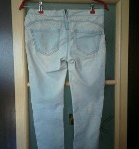 Тонкие летние джинсы оригинальные