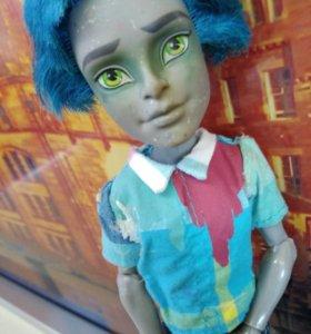 Кукла Monster Hight Гаротт Дю Рок