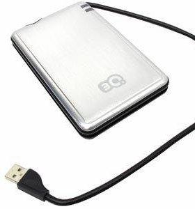 Внешний жесткий диск на 750Гб