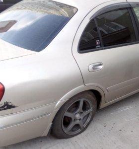 Nissan Bluebird, 2004