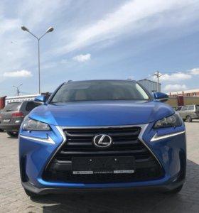 Lexus NX, 2016