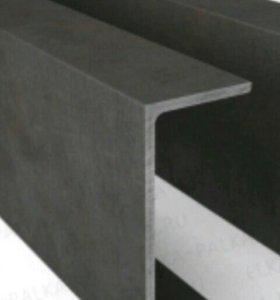 Швеллер металлический и уголок