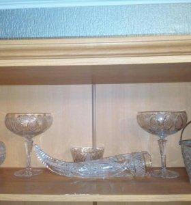 Салатники и вазочки