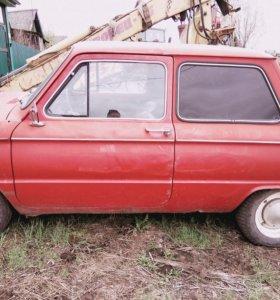 ЗАЗ 968, 1980