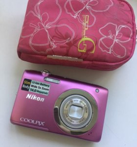 Фотоаппарат Nicon coolpix s2600