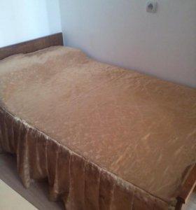 2х спальная диван кровать