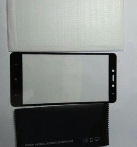 Защитное 2d стекло для Xiaomi Redmi Note 4x
